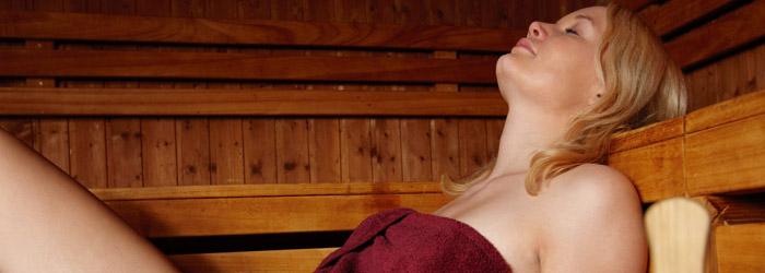 Eine gute Vorbereitung auf die Sauna ist das A und O