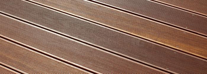 Holzterasse